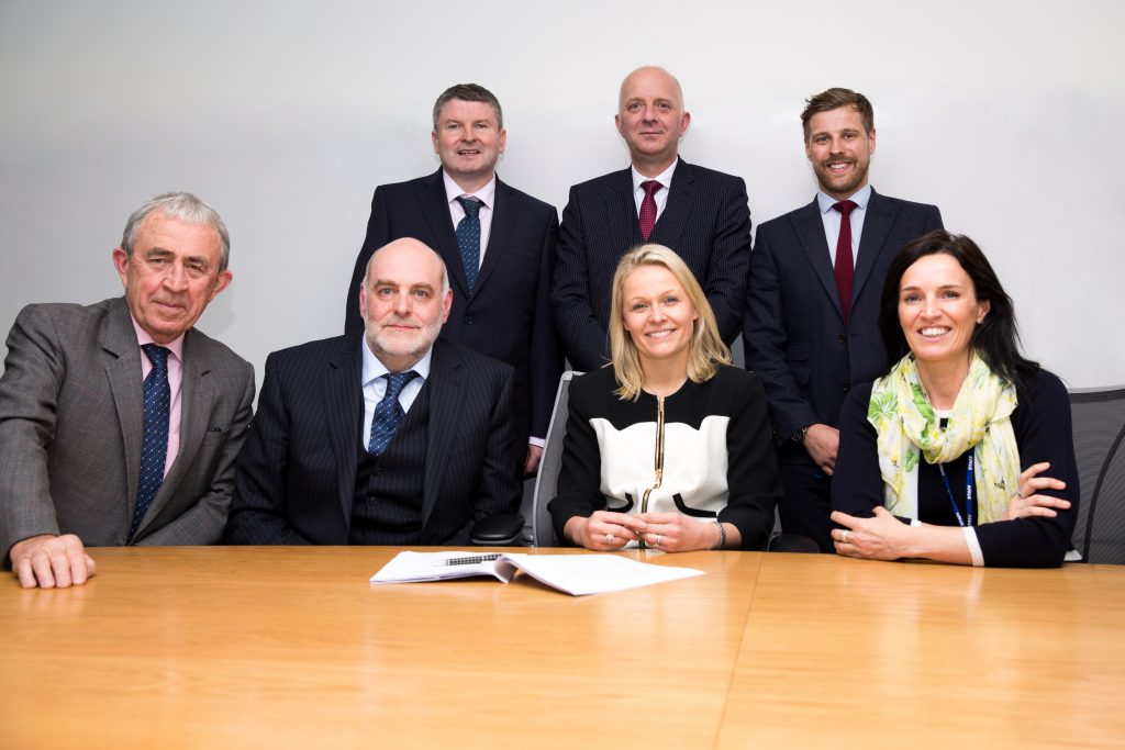 Birmingham Resilience Contract Signing (Main)