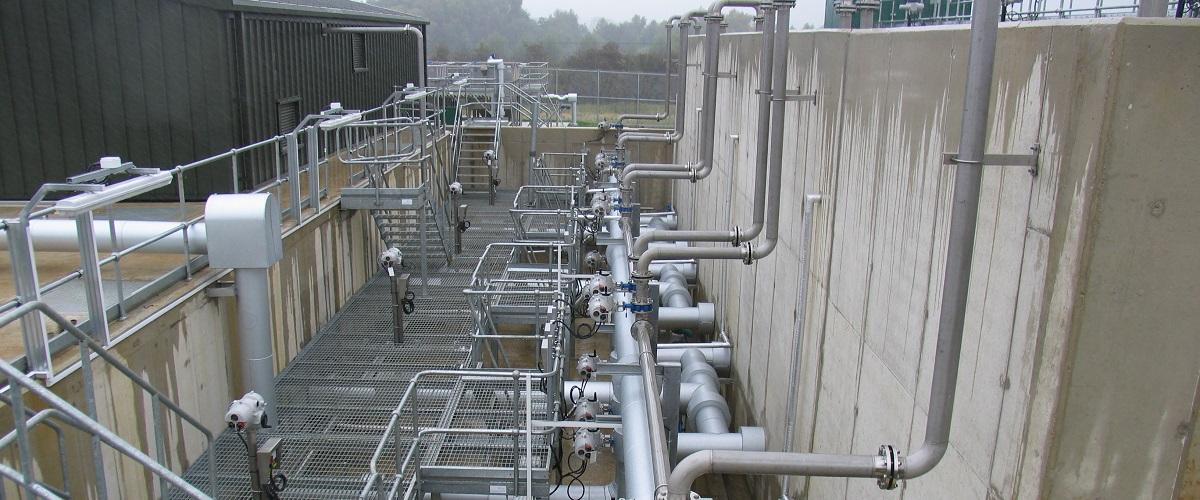 roydon water treatment works