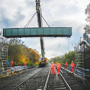 National Level Crossing Programme – Kemps Footbridge
