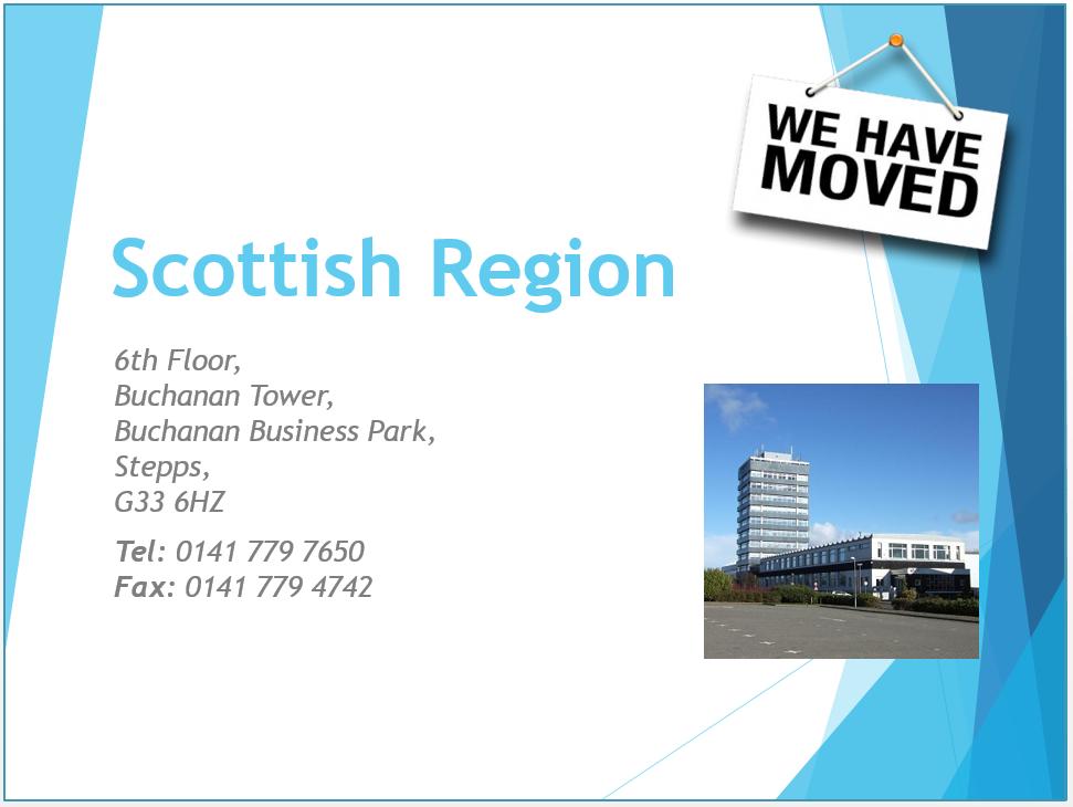 New Office Address