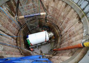 BNM Alliance - 'Siege Breaker' tunnel mission launch August 2017