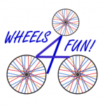 Wheels 4 Fun Logo