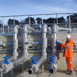 Mountfield First Time Waste Water Treatment Works